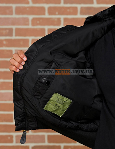 B15 alpha industries