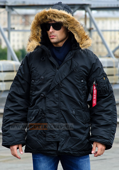N-3B Parka Alpha Industries