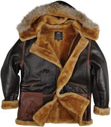 Шкіряні куртки Alpha Industries - Alpha Industries - 100 ... ab4afa4ed28c1