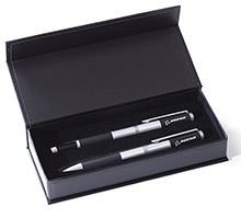 Boeing Ballpoint and Rollerball Pen Boxed Set (gun metal)