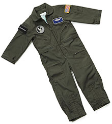 Boeing Youth Flight Suit