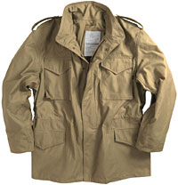 M-65 Field Coat Alpha Industries (хакі)